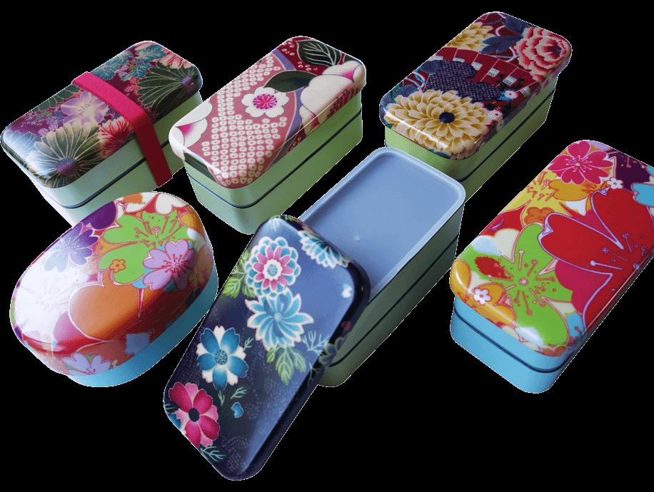 scatole prodotti